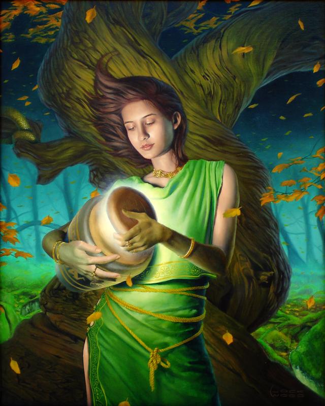 Eurynome greek mythology