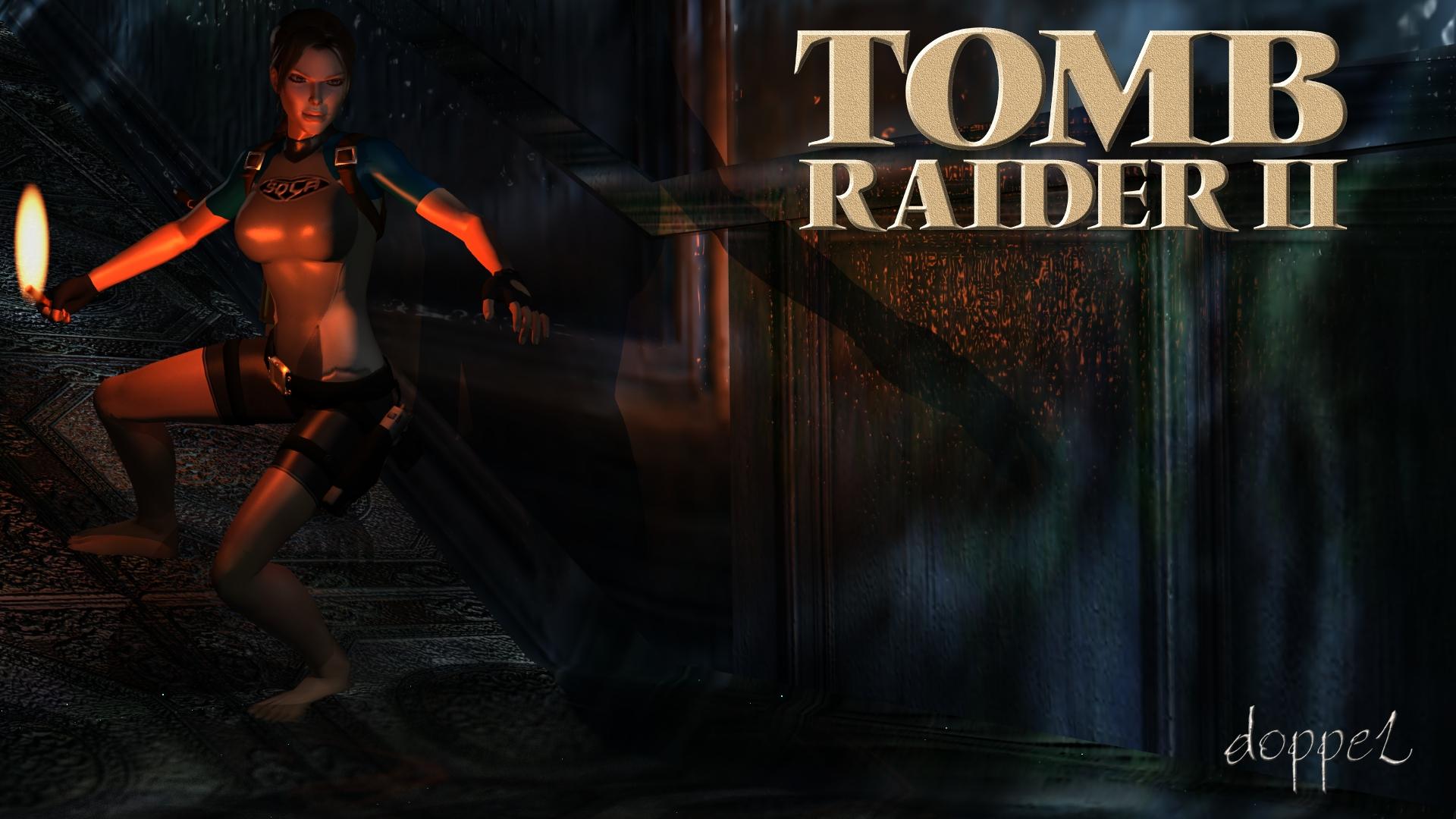 Tomb Raider II Remake ScreenshotsTomb Raider 2 Wallpaper
