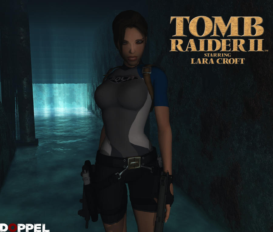 Tomb Raider 2 Wallpaper: TOMB RAIDER 2: 40 Phantoms By DoppeL-zgz On DeviantArt