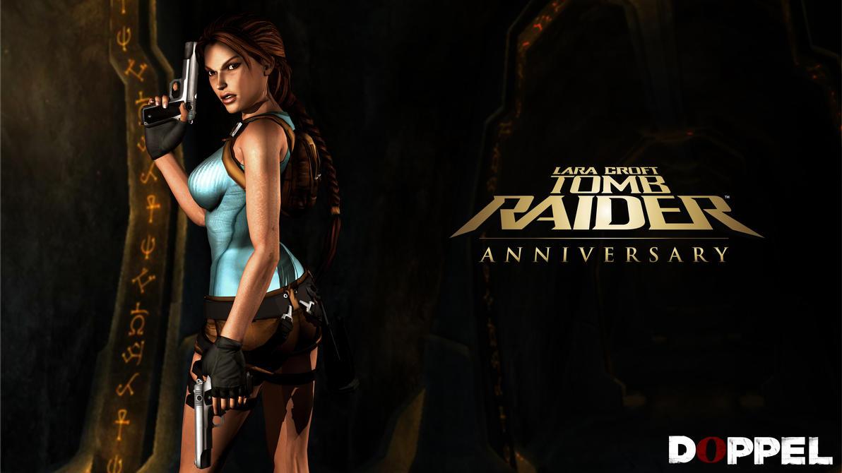 Tomb Raider Anniversary Atlantis By DoppeL Zgz