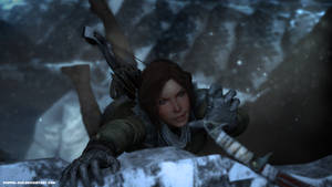 Rise of the tomb raider: Turning point