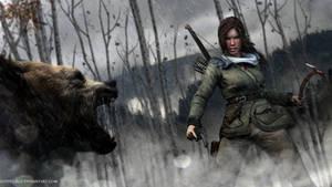 Woman vs Wild