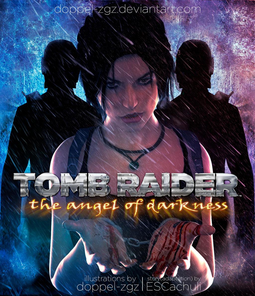 Tomb Rider Wallpaper: Tomb Raider: The Angel Of Darkness (Reborn) By DoppeL-zgz