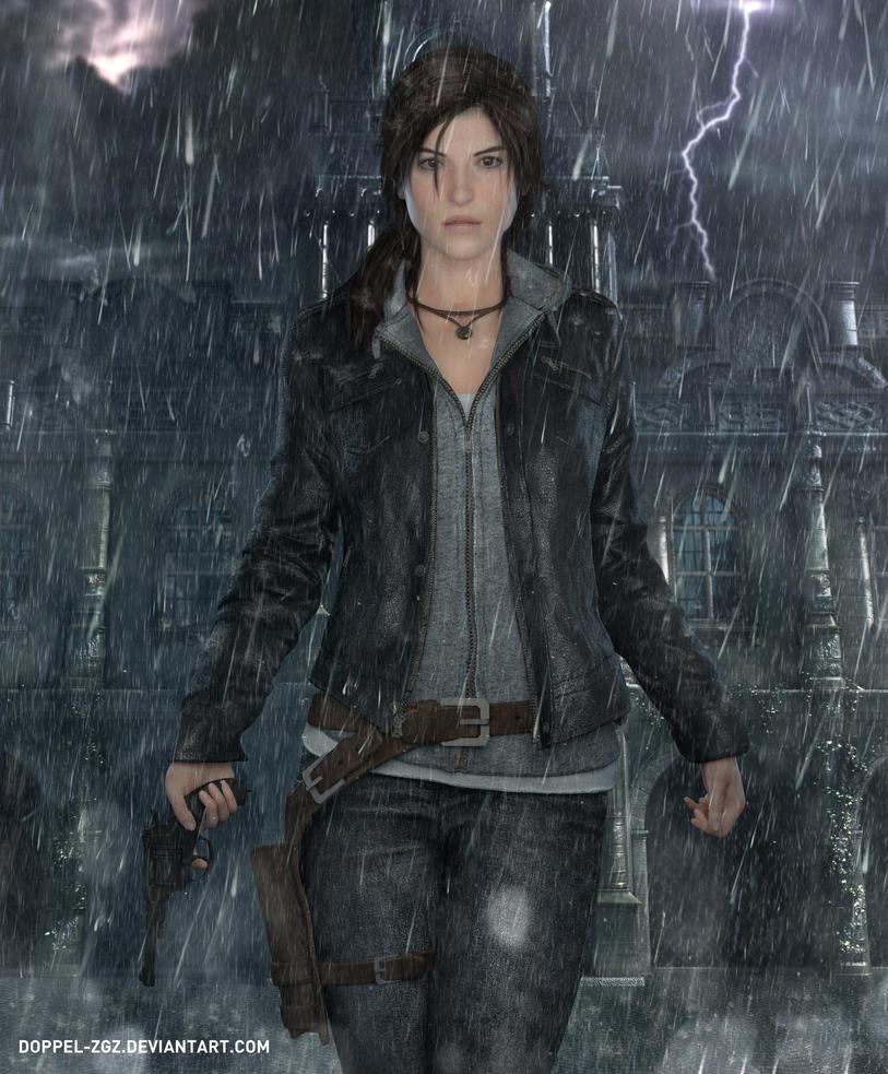 Lara's nightmare by doppeL-zgz