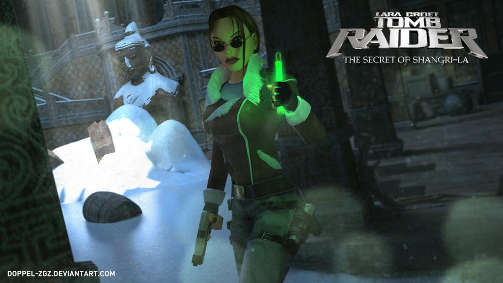 Tomb Raider: The secret of Shangri-La by doppeL-zgz