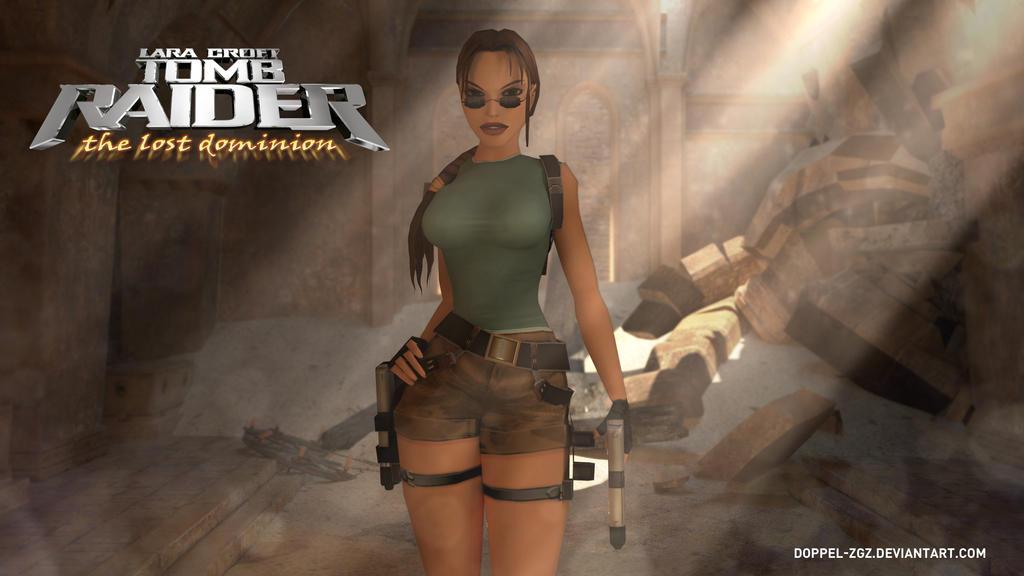 Tomb Raider: The Lost Dominion -  Cappadocia by doppeL-zgz