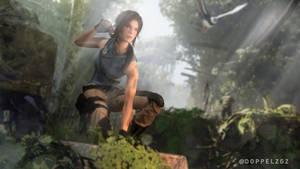 Shadow of the Tomb Raider: Prey Becomes Predator. by doppeL-zgz