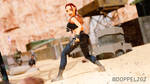 Tomb Raider III:Raiding Area 51 before it was cool by doppeL-zgz