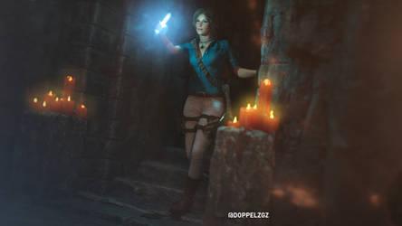 Adventures of the Tomb Raider - Beneath Vatican