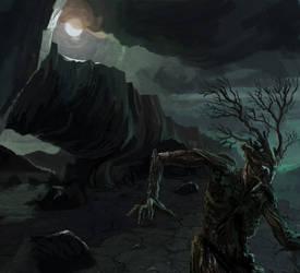 woodman by Flohock