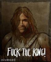 Sandor Clegane the Hound by AltroEvo