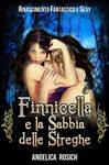 Book Cover design Erotic Comedy, Finnicella 3