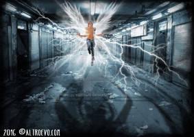 Subway Angel transformed!