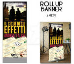 Roll Up standing alone banner