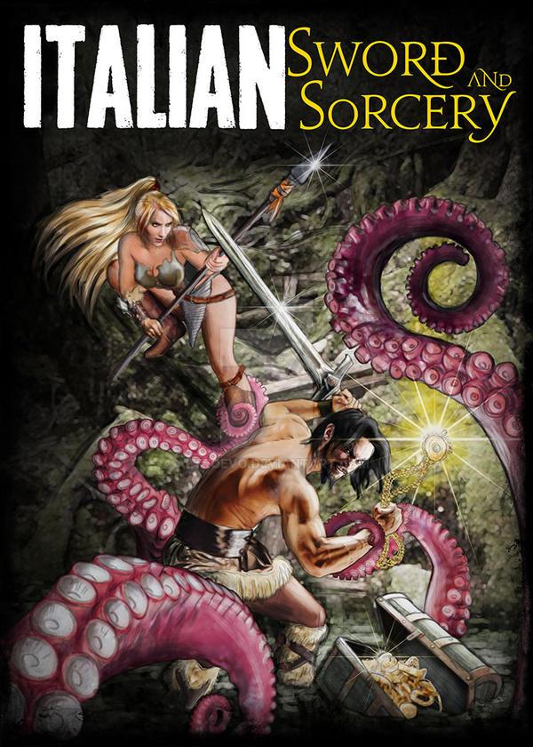 Italian Sword and Sorcery by AltroEvo