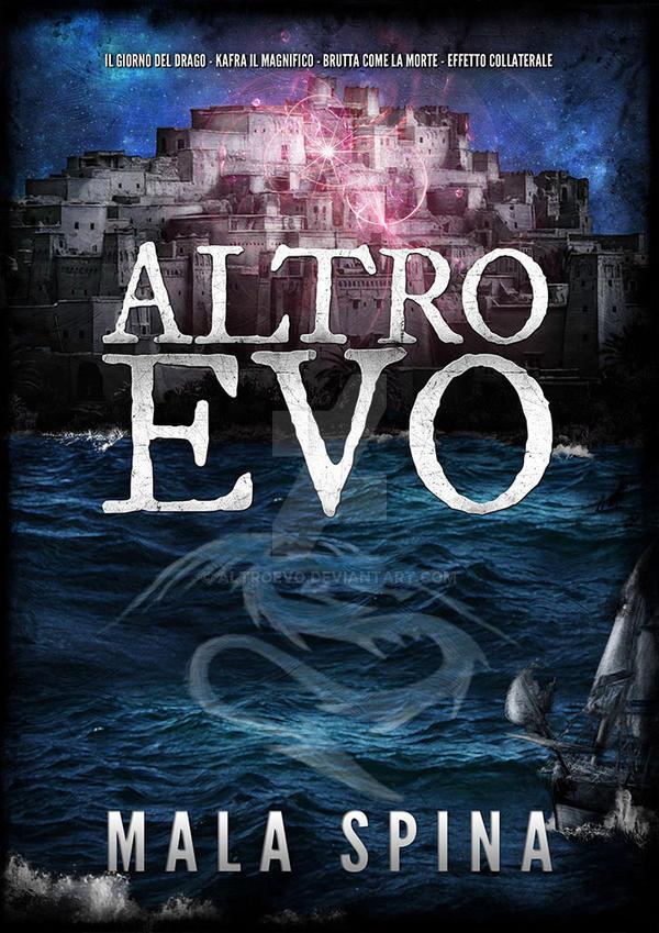 Altro Evo big bookcase by AltroEvo