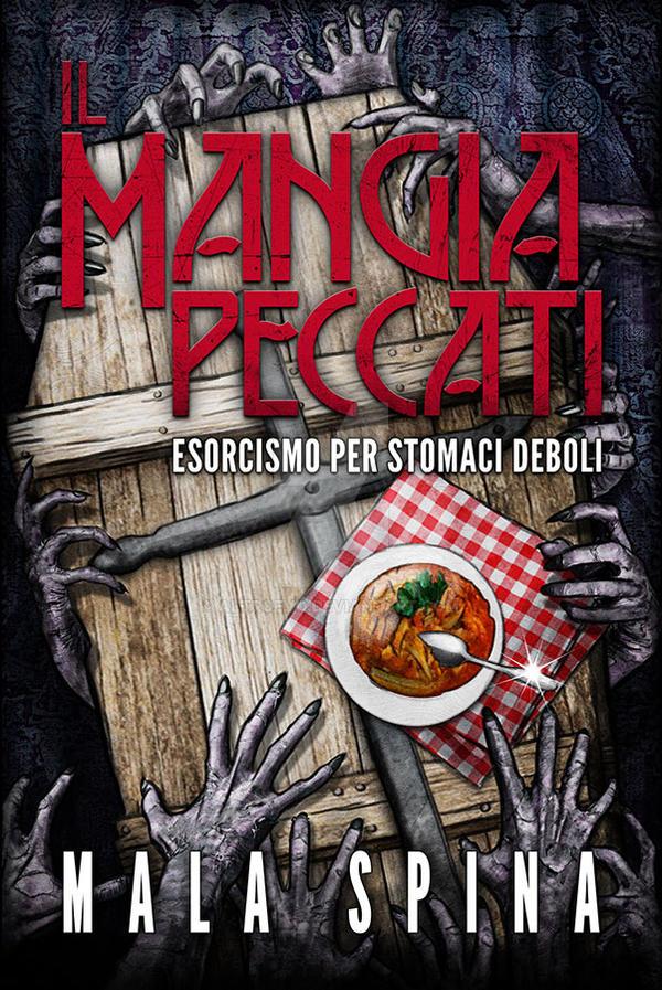 Horror illustration and bookcoverdesign by AltroEvo