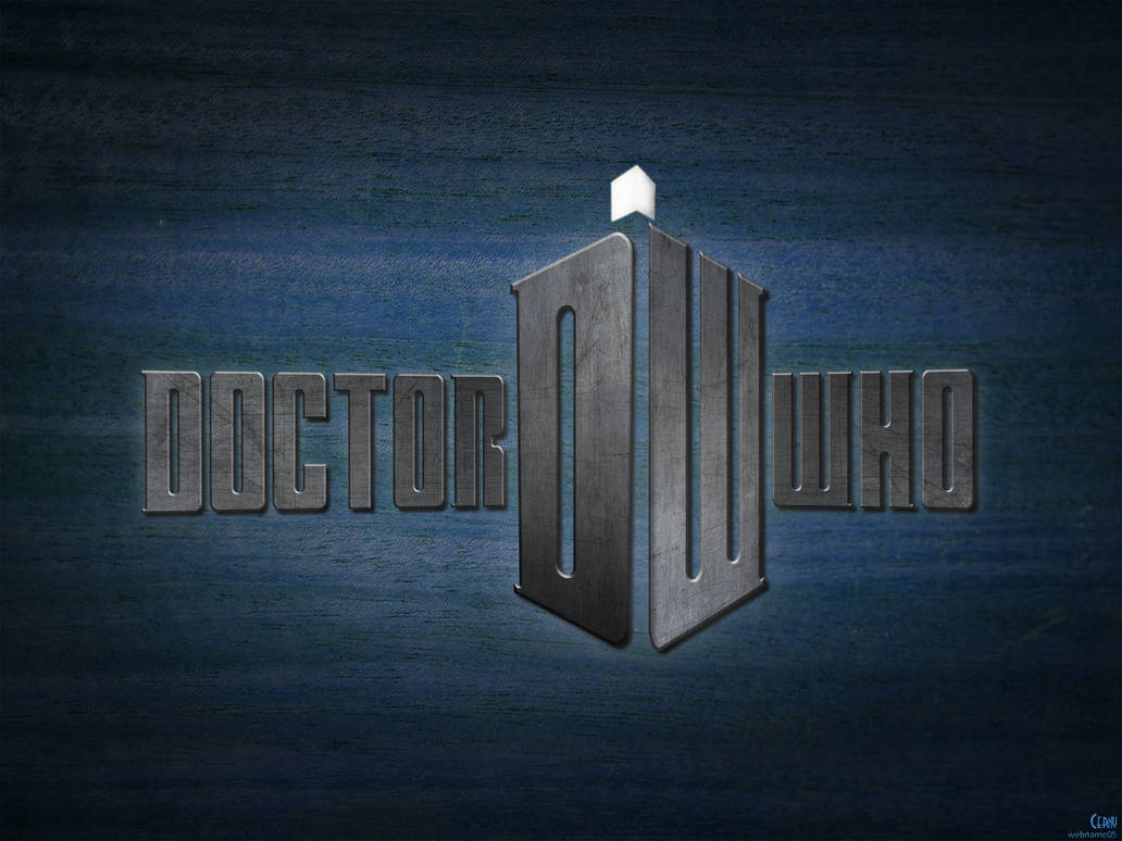 Doctor Who Logo Wallpaper 43 1920x1440 By Webname05 On