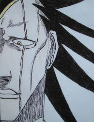 Kenpachi - sketch