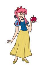 Nonon Snow White by alienhominid2000