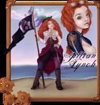 Jillian Lynch - TCP R1 by caitlincaitiecait