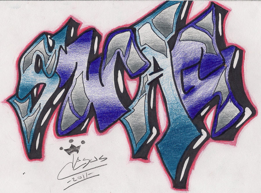Graffiti Swag by iloveanime1234 on DeviantArt