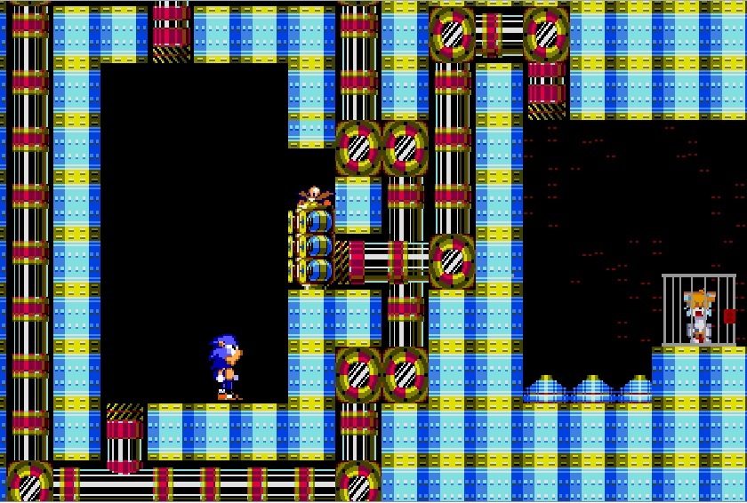 Sonic The Hedgehog 2 Game Gear Final Boss By Jokerdc On Deviantart