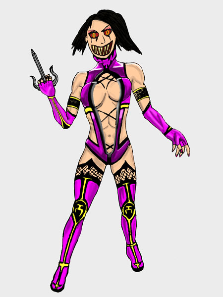 Mileena Mortal Kombat 9 picture by KommandantWraith on ...