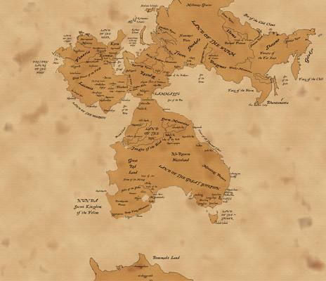 Otidia (The Fang of Shenkala map)