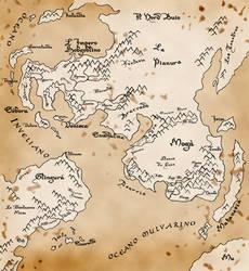 Mappa di Urda