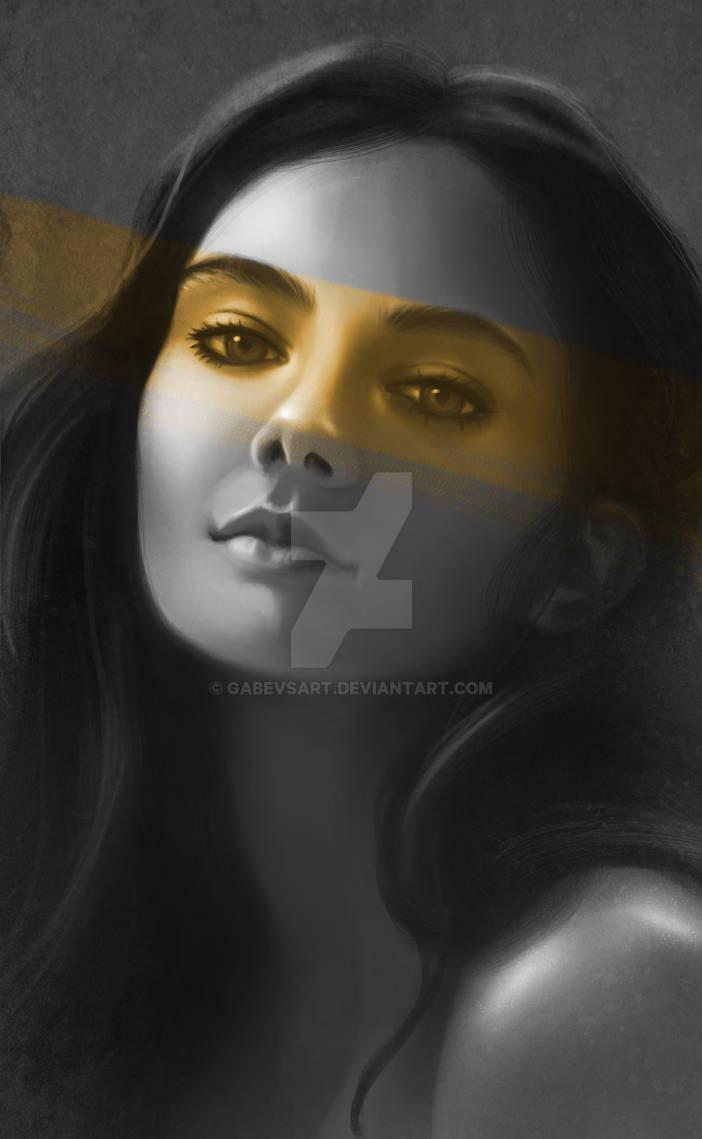 Girl by GabeVSArt