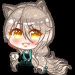[MS] Chibi - Melisende by Bakangiie