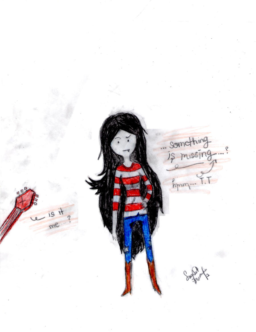 Marceline 2 by ScarletAquarian12
