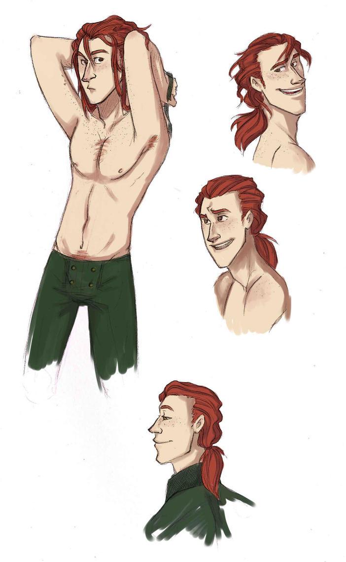 Oh, Thomaaaaaas by Pirateswoop