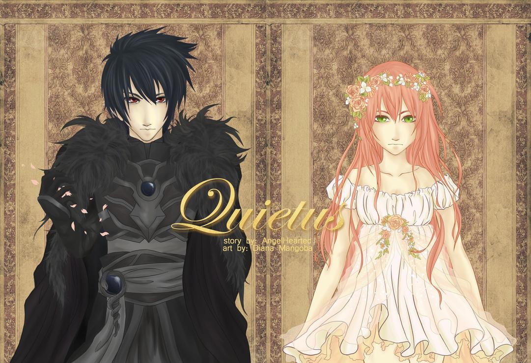 Quietus - Sasuke and Sakura by Jenazia