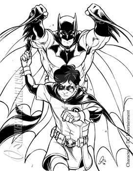 Batman And Robin 001 Small