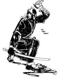 Deadpool Venom 001