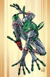 Cyberfrog 101 Color Small