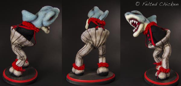 Shark Clown - Available by AlwaysSuagarCoated