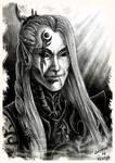 Portrait of Zephon by Renlof
