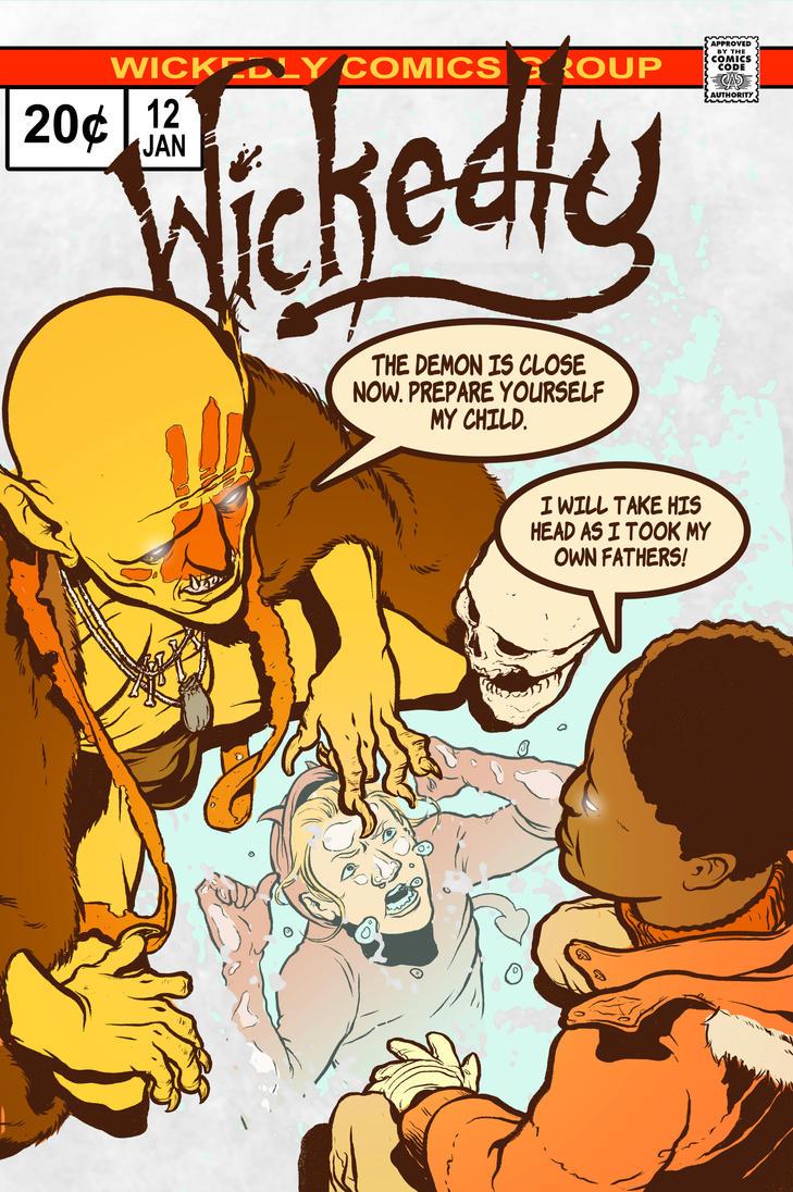 Wicked12 by michaelharris