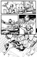 Harley Quinn DC submission page by michaelharris