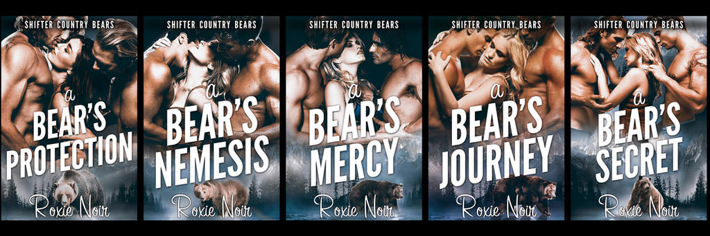 Bear Shifter Country by Roxie Noir by JacquelineSweet