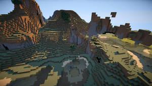 Green Mountians ( Minecraft )