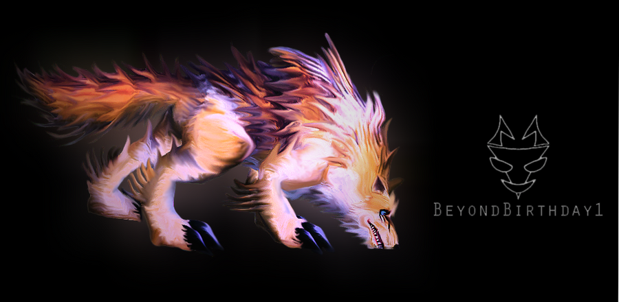 Epic Wolf by BeyondBirthday1