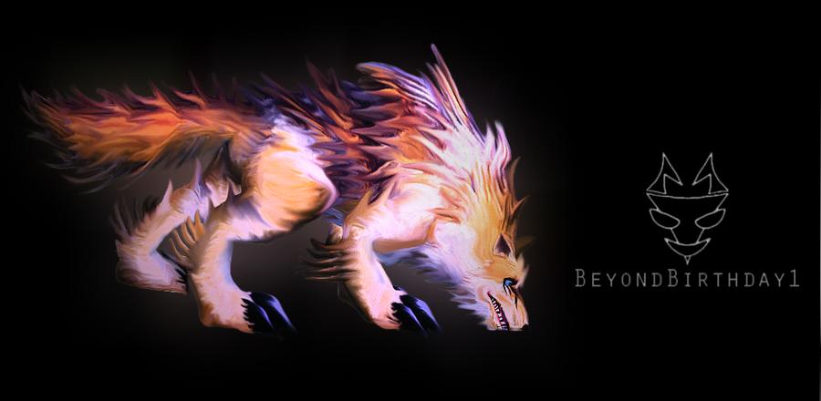 Epic Wolf by BeyondBirthday1