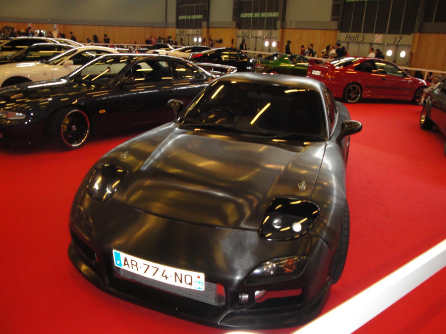 Japan Expo Car Show RX By MajorOwen On DeviantArt - Major car shows