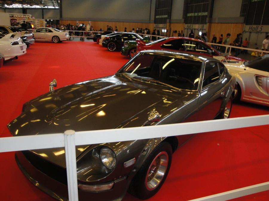 Japan Expo Car Show Datsun Z By MajorOwen On DeviantArt - Major car shows