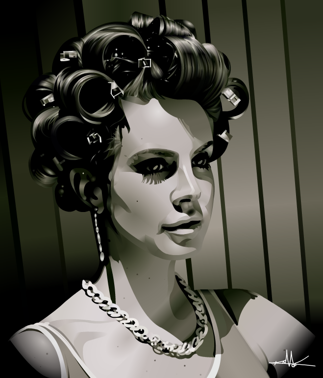 Lana Del Rey by nkunited