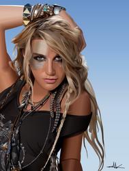 Kesha by nkunited